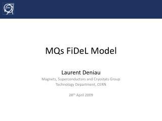 MQs  FiDeL  Model