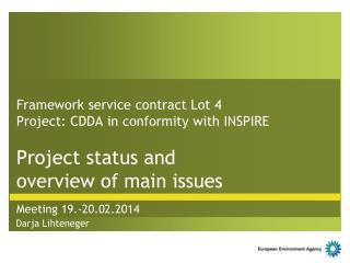 M eeting 19.-20.02.2014