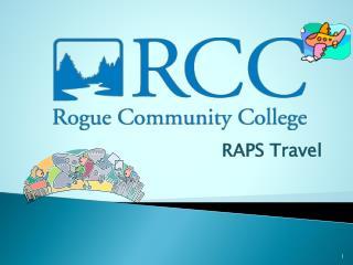 RAPS Travel