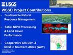 20011029_WSSD_USGS_LT.ppt - EIS-Africa