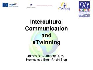 Intercultural  Communication  and eTwinning