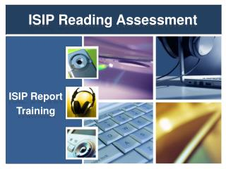 ISIP Reading Assessment