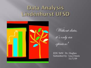 Data Analysis Lindenhurst UFSD