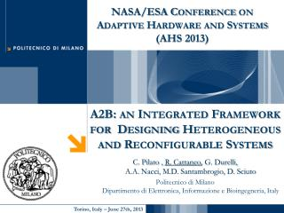 A2B: an  I ntegrated Framework for  Designing Heterogeneous and Reconfigurable Systems