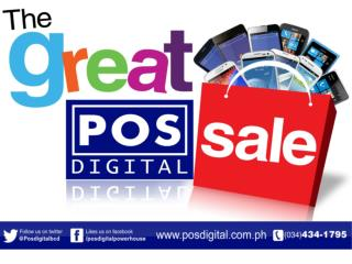 GREAT POS DIGITAL SALE