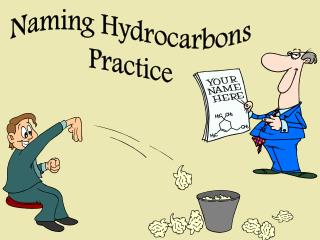 Naming Hydrocarbons Practice