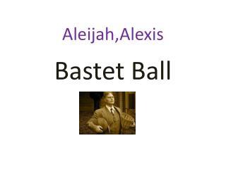 Aleijah,Alexis