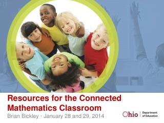 Resources for the Connected Mathematics Classroom