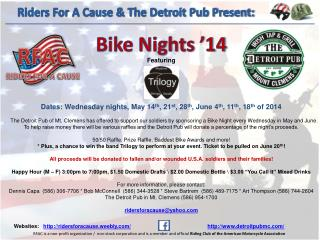 RFAC RIDERS FOR A CAUSE