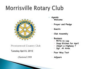 Morrisville Rotary Club