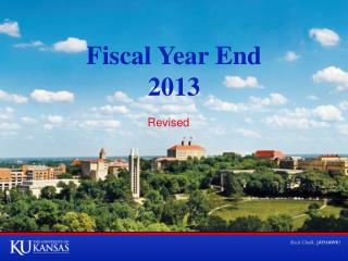 Fiscal Year End 2013