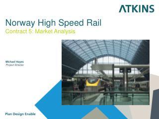 Norway High Speed Rail