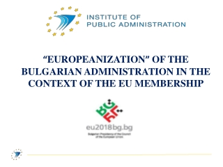 The European Institute of Public Administration EIPA:   Learning to Build Europe