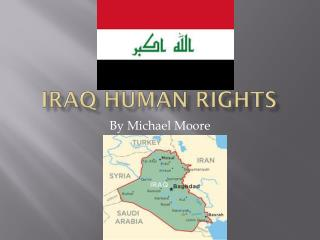 Iraq Human Rights