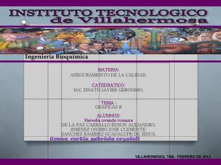 INSTITUTO TECNOLOGICO