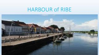 HARBOUR of RIBE