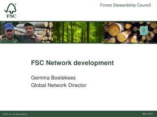 FSC Network development