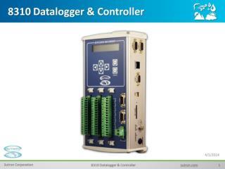 8310  Datalogger & Controller