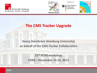 The  CMS  Tracker  Upgrade
