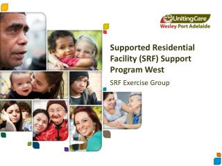 Supported Residential Facility (SRF) Support Program West SRF Exercise Group