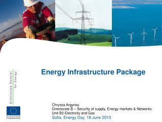 Energy Infrastructure Package