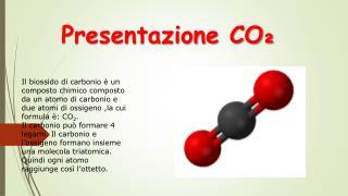 Presentazione CO₂