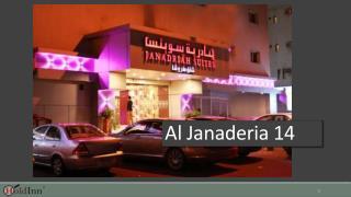 Al Janaderia 14 - Jeddah Hotels