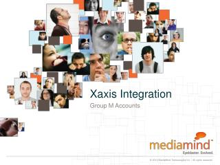 Xaxis Integration