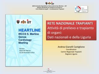 HEARTLINE IRCCS S. Martino Genoa Cardiology Meeting