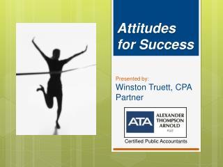Attitudes for Success