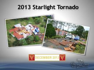 2013 Starlight Tornado