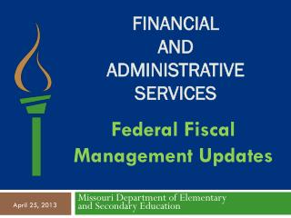 Financial  and  Administrative Services