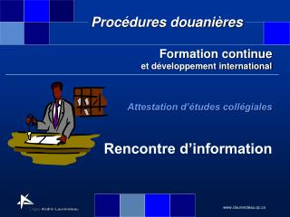 Formation continue et d veloppement international