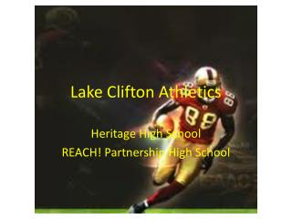 Lake Clifton Athletics