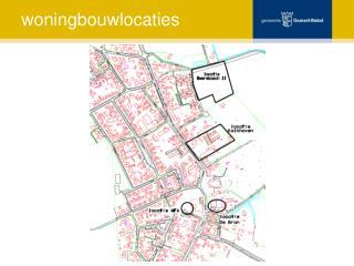 woningbouwlocaties