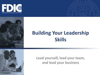 Building Your Leadership Skills