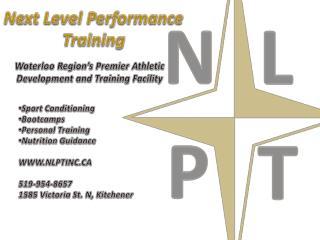Next Level Performance Training