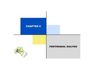 PERITONAEAL DIALYSIS