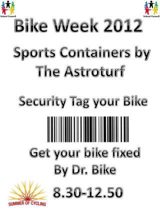 Bike Week 2012