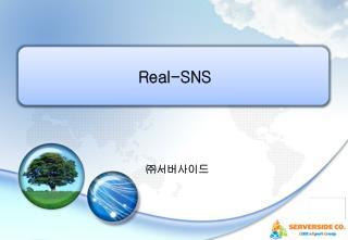 Real-SNS