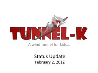 A wind tunnel for kids…