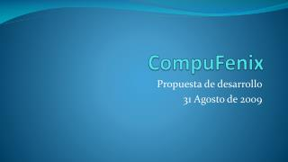 CompuFenix