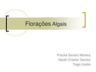 Flora  es Algais