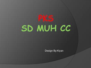 pks sd muh cc
