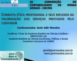 Conduta ética profissional e seus reflexos na valorização dos serviços prestados pelo contador