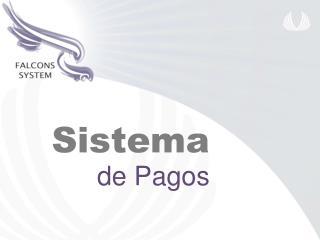 Sistema de Pagos