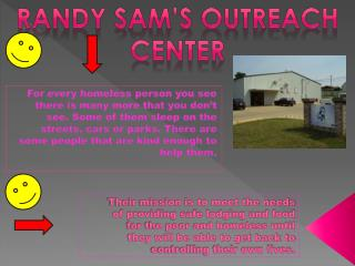 Randy Sam's Outreach Center