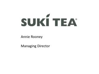 Annie Rooney Managing Director