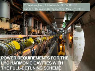 Power  requirementS  for the LHC harmonic cavities with the full-detuning scheme