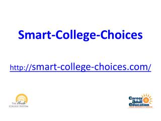 Smart-College-Choices